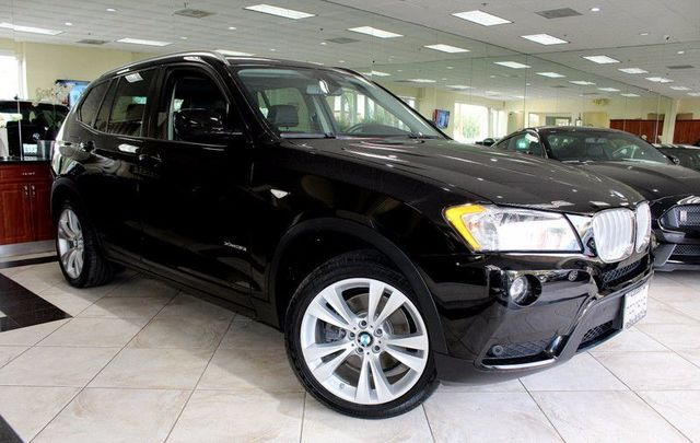 2014 BMW X3 xDrive35i CARFAX CERTIFIED ONE OWNER KEY LESS ENTRY KEY LESS START ALLOY WHEEL