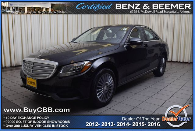 Used 2016 Mercedes-Benz C-Class, $33000