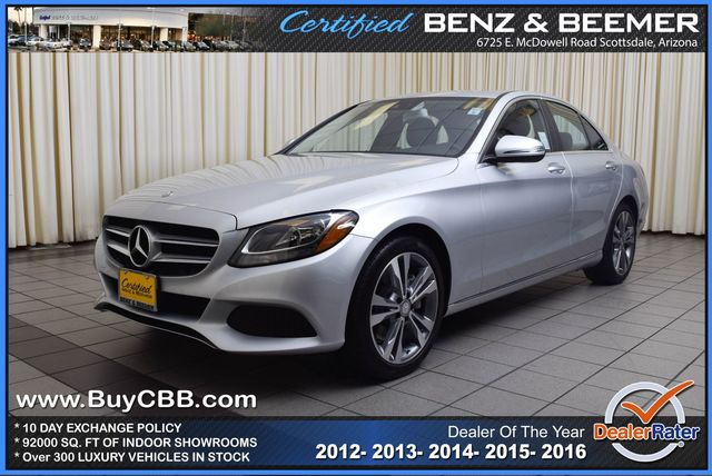 Used 2016 Mercedes-Benz C-Class, $31500