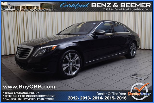Used 2016 Mercedes-Benz S-Class, $76000