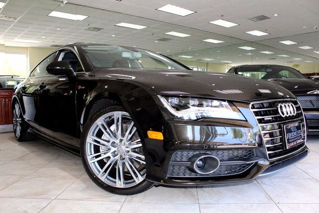 2012 Audi A7 30 Prestige CARFAX CERTIFIED ONE OWNER LOW MILES DRIVER ASSISTANCE PACKAGE H