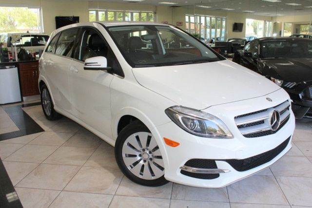 2014 Mercedes B-Class Electric Drive CARFAX CERTIFIED ONE OWNER LOW MILEAGE KEY LESS ENTRY