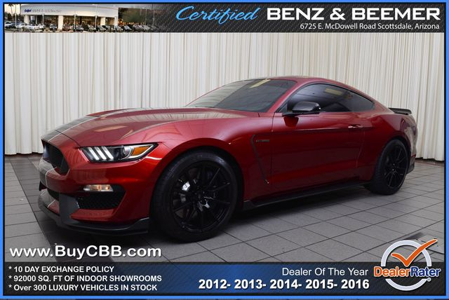 Used 2017 Ford Mustang, $58000