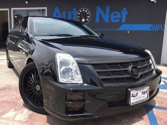 2008 Cadillac STS Premium luxury RWD w1SCPerformance handling p Simply Beautiful Those are the