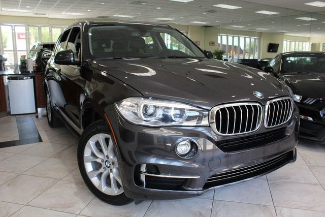 2014 BMW X5 sDrive35i CARFAX CERTIFIED ONE OWNER KEY LESS ENTRY KEY LESS START NAVIGATION