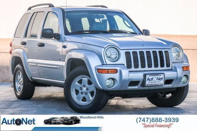 2002 Jeep Liberty 4X4 Limited EDITION 4X4 w Leather This 2002 Jeep Liberty 4x4 Limited is in EX