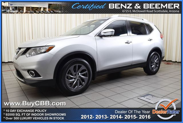 Used 2016 Nissan Rogue, $22000