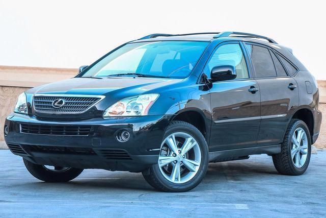 2007 Lexus RX 400h BACK AWD HYBRID NAVIGATION What a beautiful Lexus RX 400 HYBRID AWD is in a e