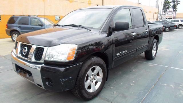2007 Nissan Titan SE  217k miles VIN 1N6AA07A57N237416