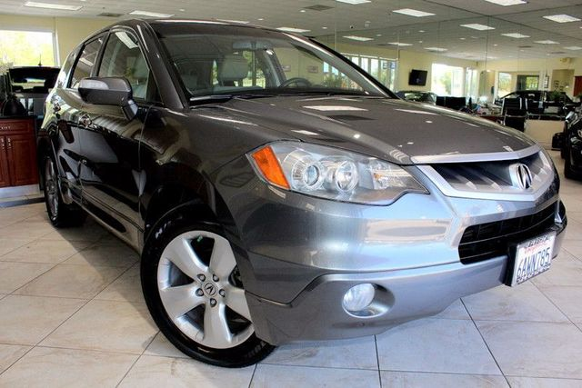 2008 Acura RDX Tech Pkg CARFAX CERTIFIED TECHNOLOGY PACKAGE KEY LESS ENTRY BACK-UP CAMERA