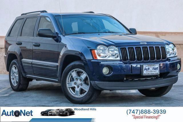 2006 Jeep Grand Cherokee Laredo 4X4 W LEATHER This Jeep Grand Cherokee Laredo in Excellent condit