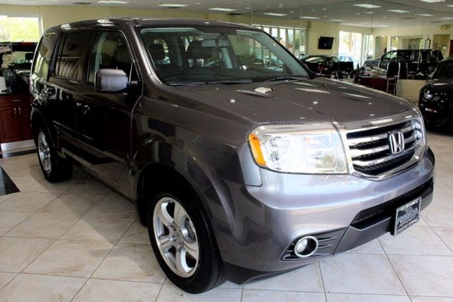 2014 Honda Pilot EX-L CARFAX CERTIFIED ONE OWNER WARRANTY THIRD ROW SEATING KEY LESS ENTRY