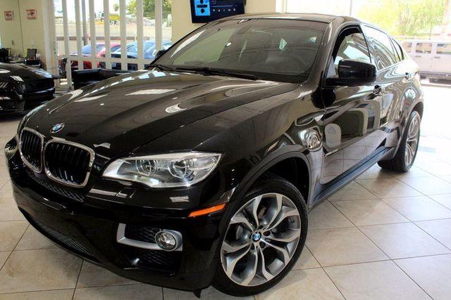 2013 BMW X6 xDrive35i CARFAX CERTIFIED M SPORT KEY LESS ENTRY KEY LESS START NAVIGATION