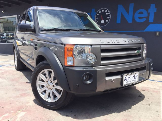 2008 Land Rover LR3 SE 3RD ROW SEATS amp WITH 3 M Excellent inexpensive 2005 Land Rover LR3 Cle