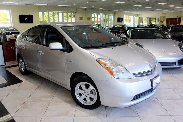 2007 Toyota Prius Hatchback CARFAX CERTIFIED STRUCTURAL DAMAGE MULTIPLE SERVICE RECORDS BACK