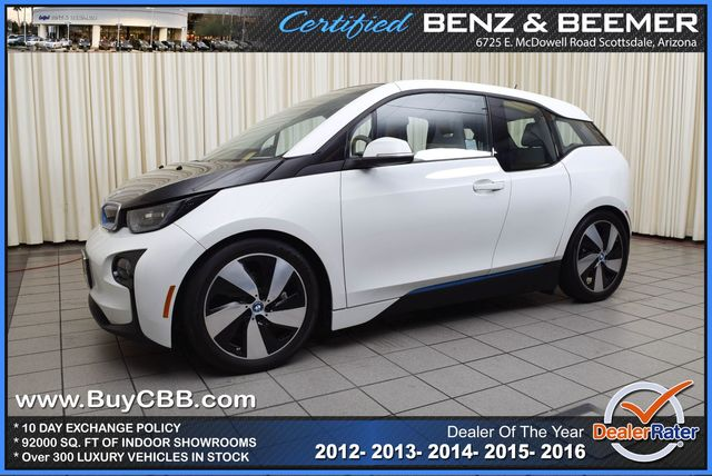 Used 2014 BMW I3, $21000
