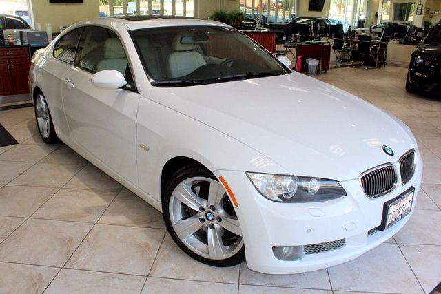 2007 BMW 335i CARFAX CERTIFIED COLD WEATHER PACKAGE KEY LESS ENTRY KEY LESS START BLUETOOT