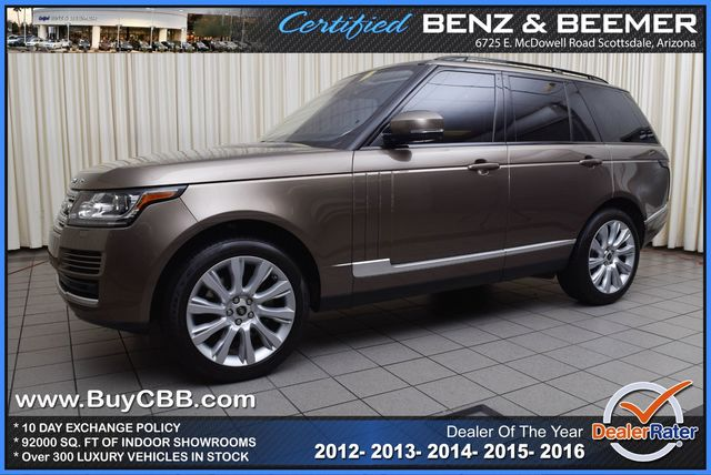 Used 2014 Land Rover Range Rover, $64000