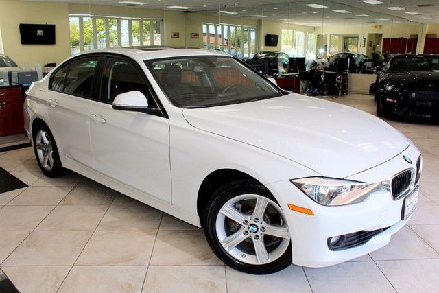 2014 BMW 328ixDrive CARFAX CERTIFIED FACTORY WARRANTY ONE OWNER KEY LESS ENTRY KEY LESS ST
