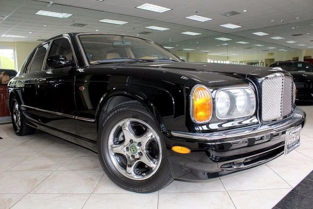1999 Bentley Arnage  56k miles VIN SCBLB51E6XCX02981
