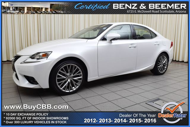 Used 2016 Lexus IS 300, $34000
