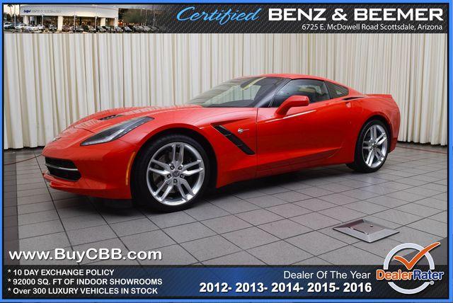 Used 2015 Chevrolet Corvette , $47500