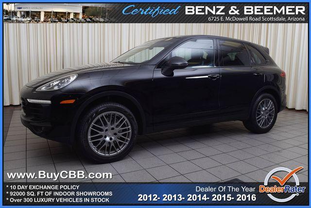 Used 2016 Porsche Cayenne, $50000