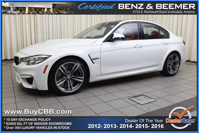 Used 2016 BMW M3, $63000