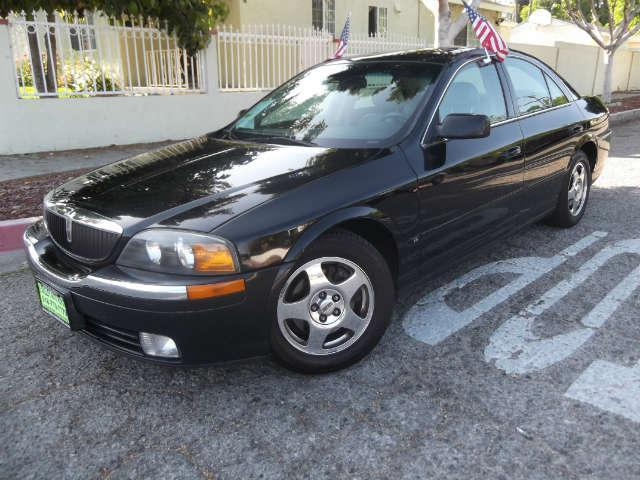 2001 Lincoln LS wSport Pkg we sell the repos for the banks which means the banks loss is your GAI