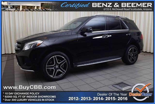 Used 2016 Mercedes-Benz GLE, $54000