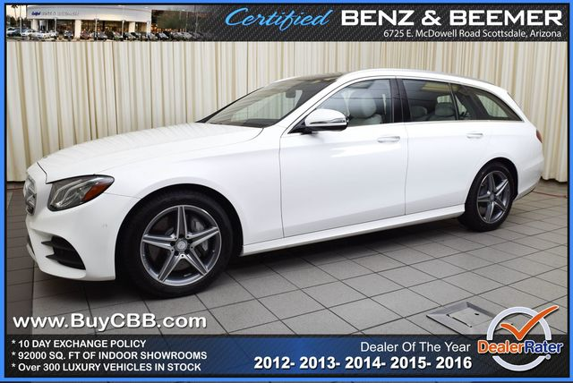 Used 2017 Mercedes-Benz E-Class, $62000