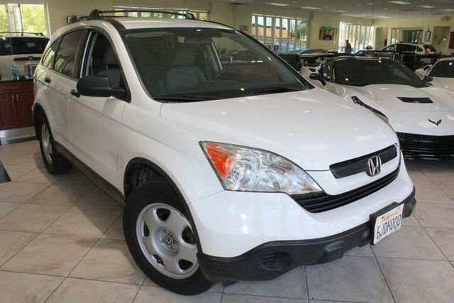 2009 Honda CR-V LX CARFAX CERTIFIED SUPER CLEAN AIR CONDITIONING AM  FM STEREO AUX USB