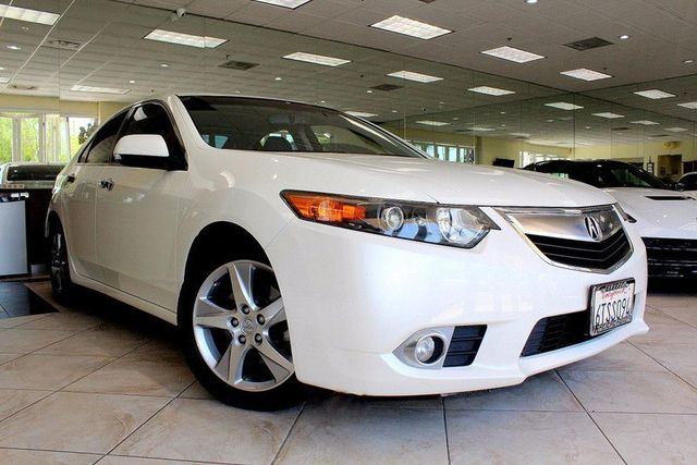 2011 Acura TSX CARFAX CERTIFIED FACTORY WARRANTY VERY CLEAN KEY LESS ENTRY ALLOY WHEELS