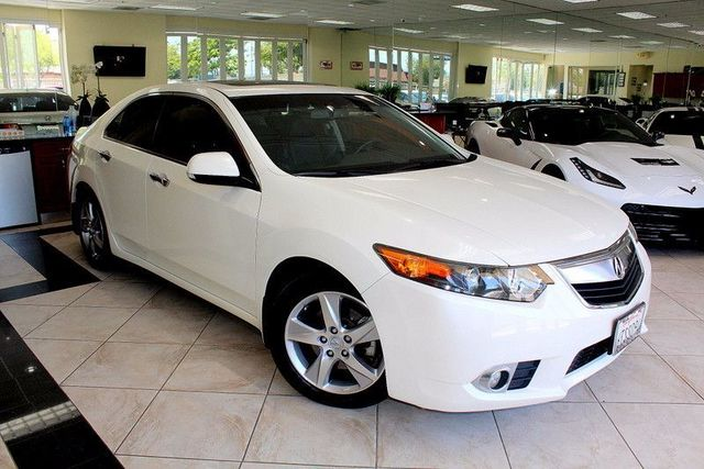 2011 Acura TSX CARFAX CERTIFIED FACTORY WARRANTY TECHNOLOGY PACKAGE VERY CLEAN KEY LESS EN