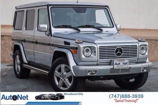 2008 Mercedes G500 50L BACK UP CAMERAamp NAVIGATI This Mercedes-Benz G-500 absolutely gorgeous