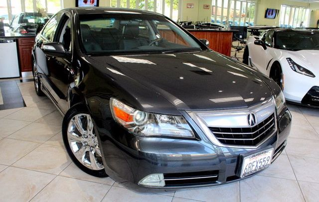2011 Acura RL Technology Package CARFAX CERTIFIED KEY LESS ENTRY KEY LESS START TECHNOLOGY P