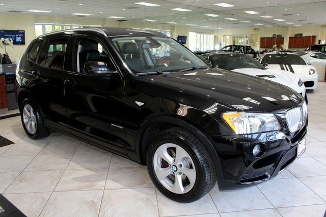 2011 BMW X3 xDrive28i 28i CARFAX CERTIFIED ONE OWNER KEY LESS ENTRY KEY LESS START BACK-UP