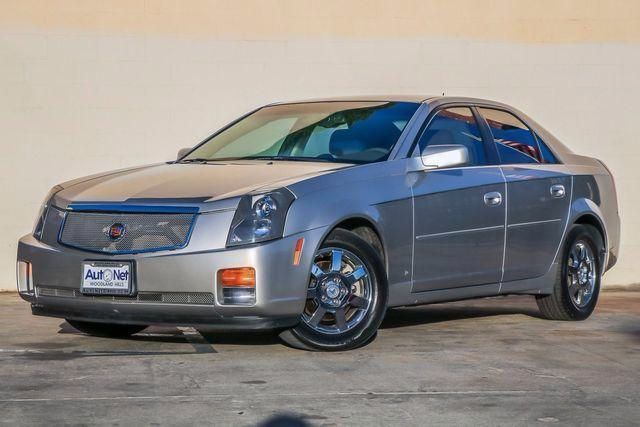 2006 Cadillac CTS Luxury PKG 36l V6 luxury package Take a look at this 2006 Cadillac CTS Beauti