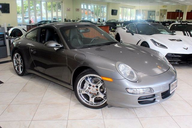 2008 Porsche 911 Carrera CARFAX CERTIFIED KEY LESS ENTRY NAVIGATION BLUETOOTH WIRELESS BOS