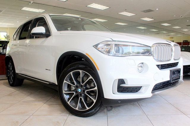 2015 BMW X5 xDrive35i THIRD ROW SEATING CARFAX CERTIFIED ONE OWNER KEY LESS ENTRY KEY LESS