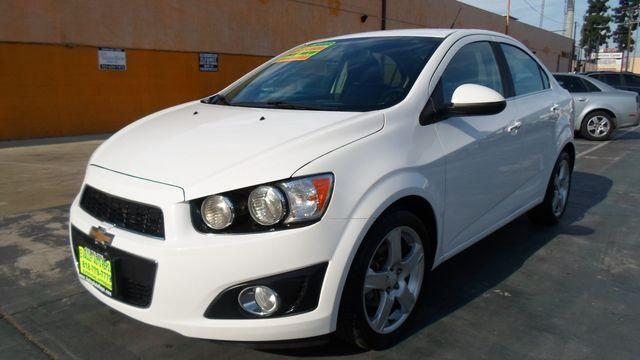 2014 Chevrolet Sonic LTZ  74k miles VIN 1G1JE5SG3E4126732