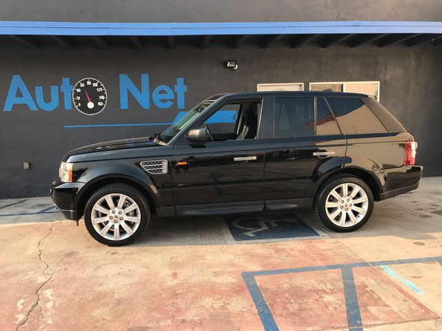 2007 Land Rover Range Rover Sport SC NAVIGATION LOW MILES Breathtaking is the only word to descr
