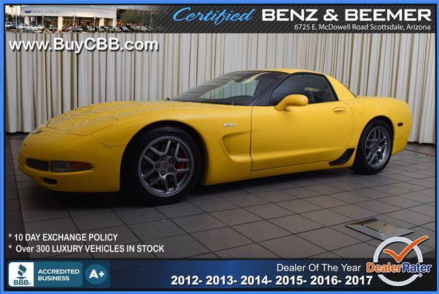 Used 2003 Chevrolet Corvette , $25000