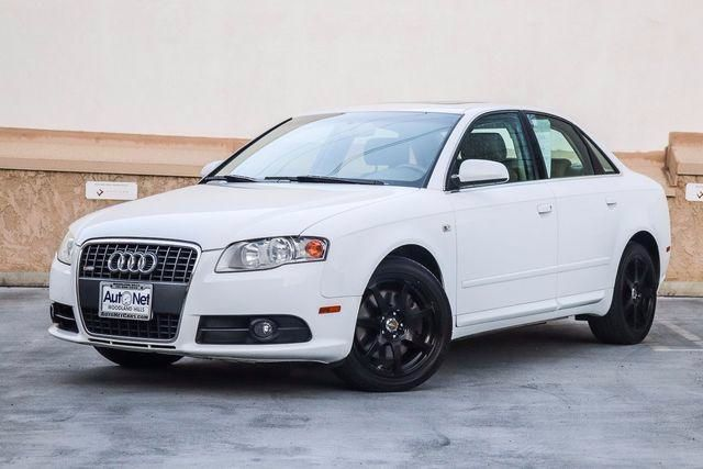 2008 Audi A4 S LINE 20T Low miles Check out this 2008 Audi A4 S-Line Titanium pkg what a beauty