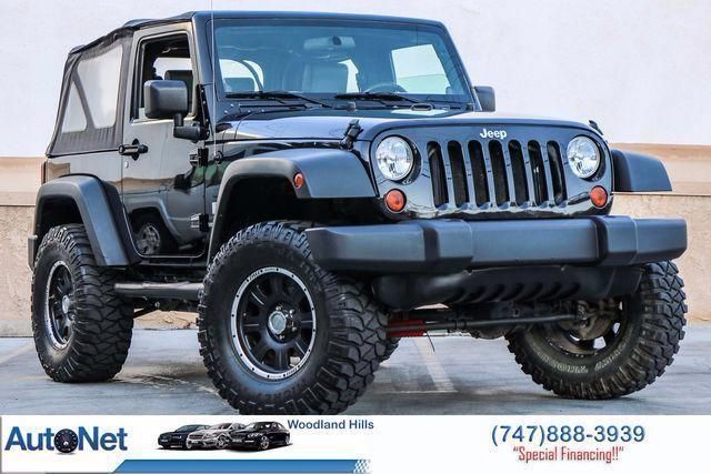 2009 Jeep Wrangler X 4 Oversize Off-Road Tires wPremiu Check out this 2009 5-Speed Jeep Wrangler