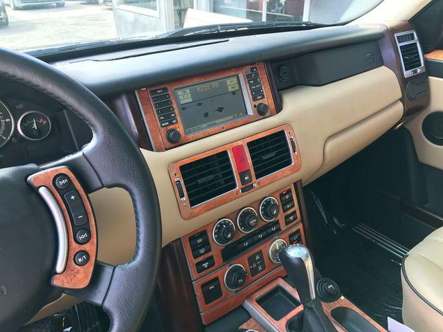 2003 LAND ROVER RANGE ROVER HSE/ BMW ENGINE ANDAMP;AMP; NAVIGATION