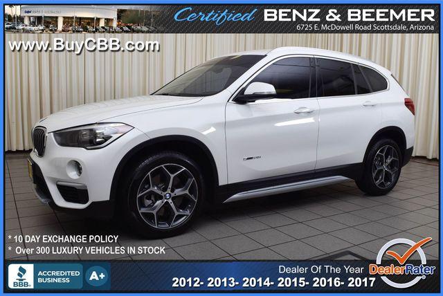 Used 2017 BMW X1, $31500
