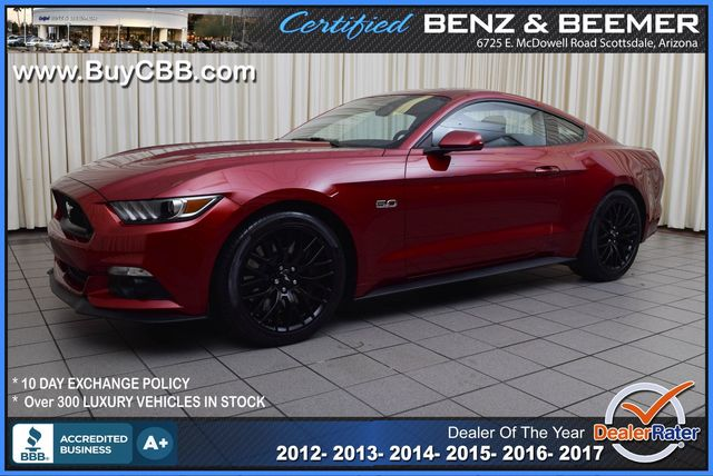 Used 2017 Ford Mustang, $30500