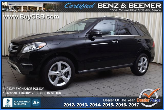 Used 2016 Mercedes-Benz GLE, $47500