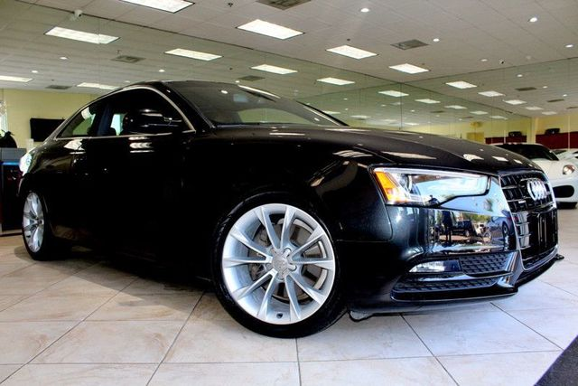2013 Audi A5 Premium Plus STOP WAIT LOOK NO FURTHER THIS IS A SMART BUY AND A LUCKY FIND RADIC